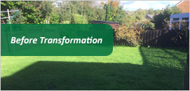 Award Winning Total Transformation - before